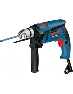 Taladro percutor gsb-13-re 600w de bosch construccion /