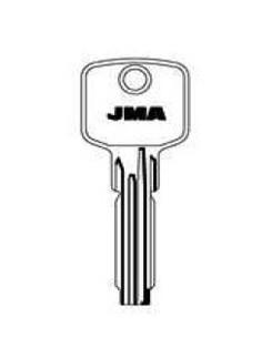 Llave jma latón seguridad ez-ds15 de j.m.a caja de 10 unidades