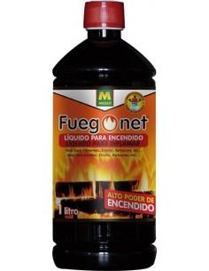 Liquido para encendido 231198 1000ml de fuego net