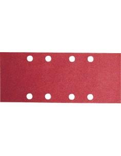 Lija rectangular 8perforaciones tensa 93x230 g080 bl10 de bosch