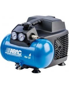 Compresor start o15 1,5hp 6l s/aceite de abac