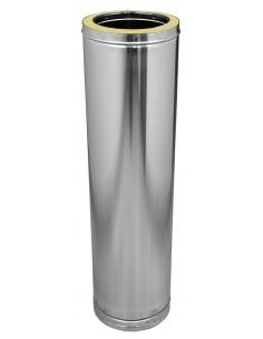 Tubo dp inoxidable 304 460x150mm de dinak