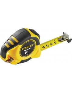Flexómetro max 036117-05mx25mm g/magneti de stanley
