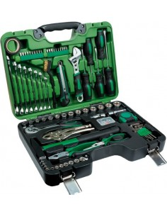Maletín herramientas 8920082 82pz de salki
