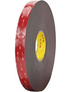 Cinta doble cara vhb 5952fbl 3,0mx19mm de 3m