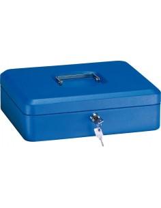 Caja caudal llave + bandeja 300x240x90 gris de arregui