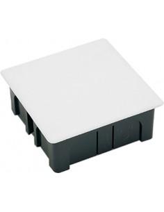 Caja 3210 empotrar ø80x40 con garra de famatel caja de 6